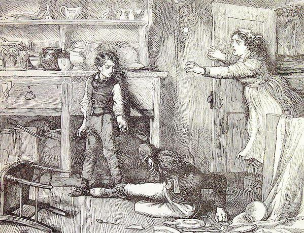 an analysis of the characters of mrs bedwin rose maylie and nancy in oliver twist by charles dickens The book - 'oliver twist' by charles dickens has an interesting plot and a timeless appeal the story revolves around an orphan named oliver twist, whose mother died giving birth to him the book review deals with the plot, characters and storytelling of charles dickens.