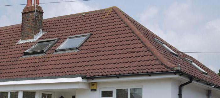 hip roof system