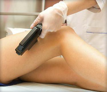 hair removal in the bikini area