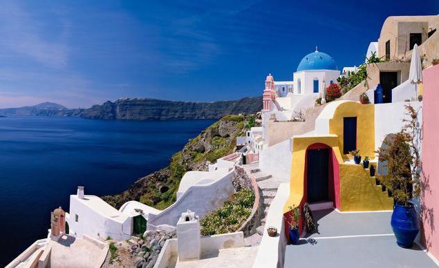Где лучше в греции