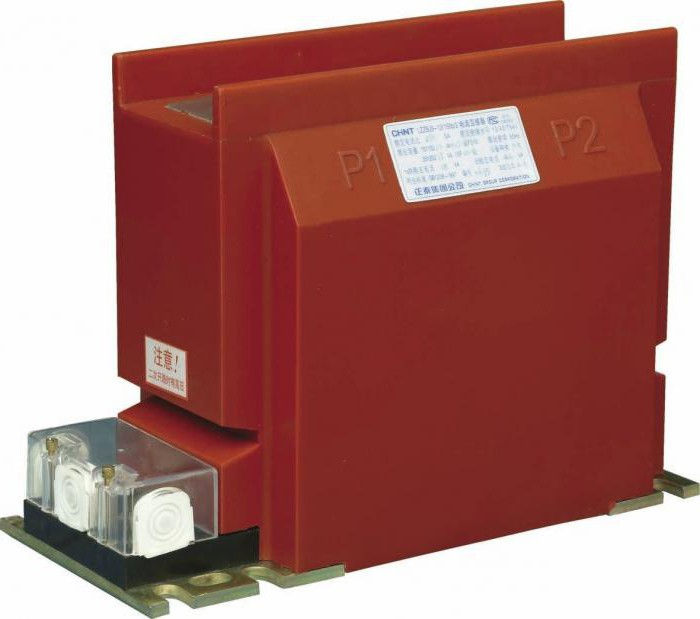 assignment of measuring transformers