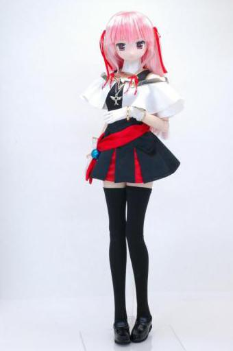 japanese articulated dolls