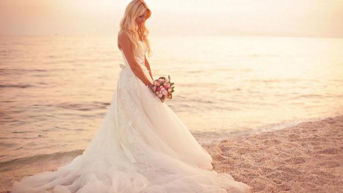 Видеть себя невестой