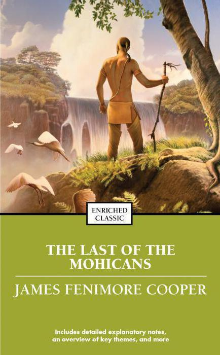 summary of the book the last of the Mohicans