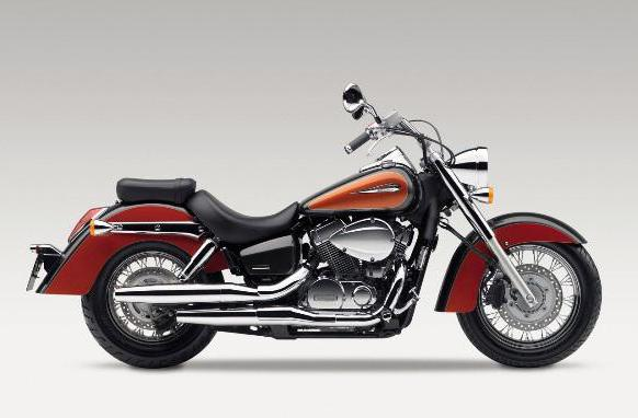 honda shadow 750 отзывы