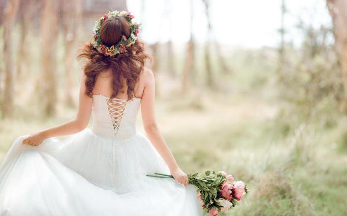 быть невестой во сне