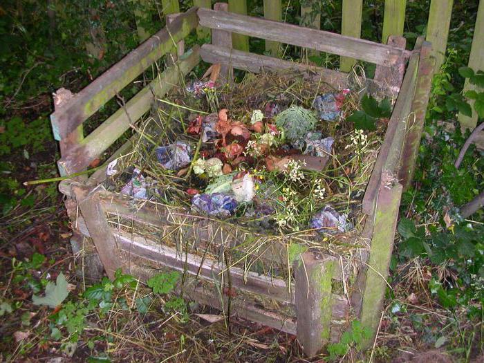 Как сделать компостную кучу фото 8