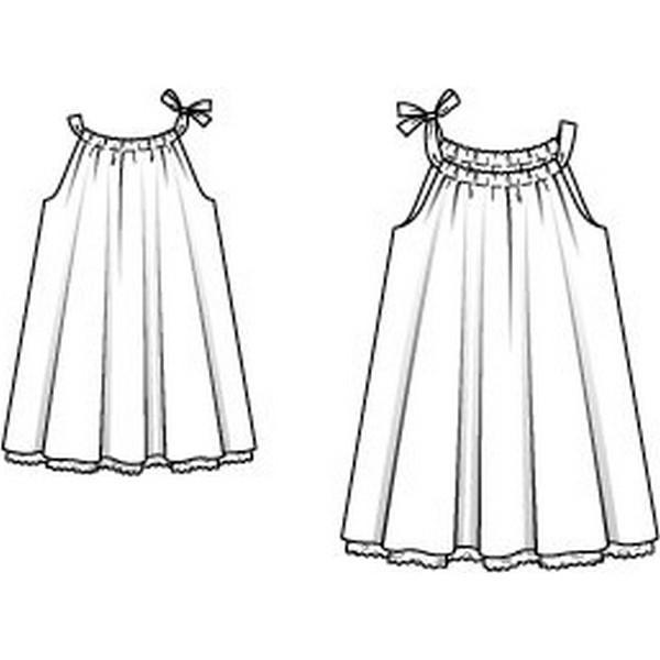 Как сшить платье своими руками полусолнце 988