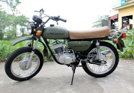 motorcycle minsk Price