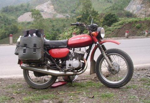 motorcycle engine Minsk