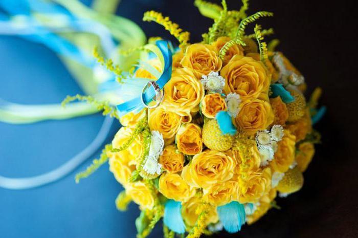Изысканные и необычные букеты невесты
