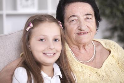 what to give a grandmother for 80 years