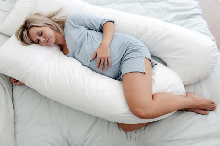С какого срока нельзя беременным лежать на спине 195