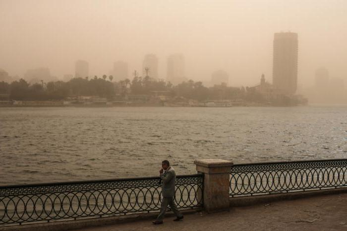 Egypt in January