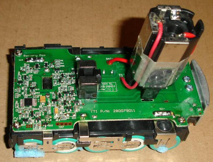 Аккумулятор для шуруповерта отремонтировать