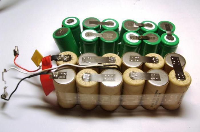 Аккумуляторные батареи своими руками