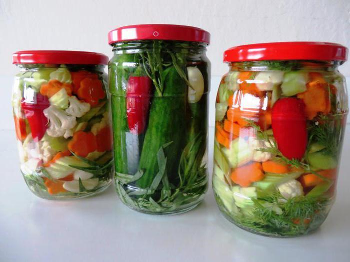 Домашняя консервация овощей рецепты с фото