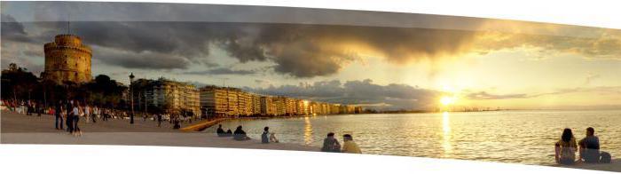 Thessaloniki Greece attractions