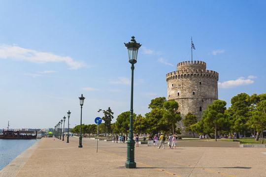 Thessaloniki sights photo