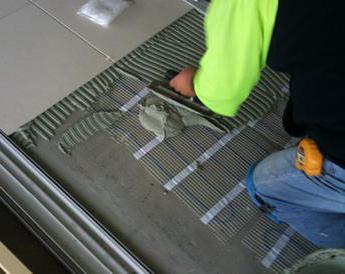 best electric floor heating