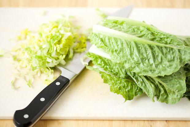 Польза и вред салата для организма человека