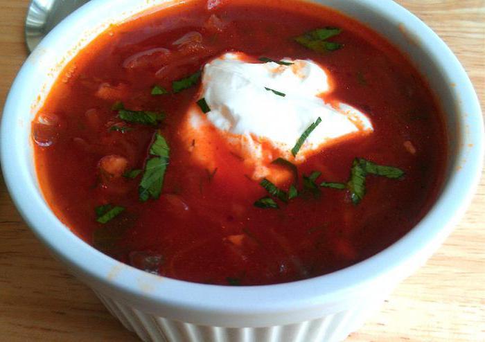 classic borscht chicken recipe