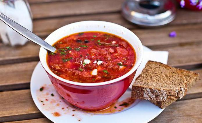 how to cook borsch with chicken