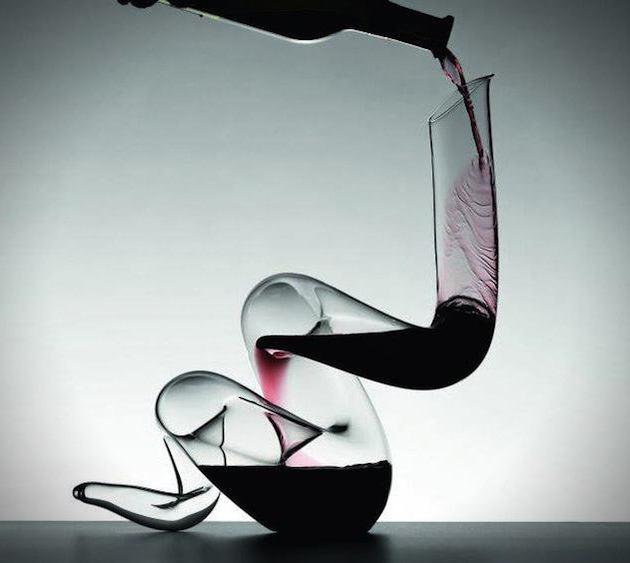 wine carafe