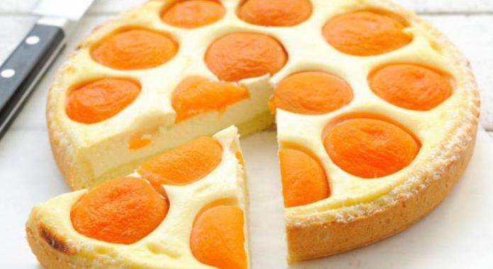 Пирог с абрикосами рецепт с фото в мультиварке