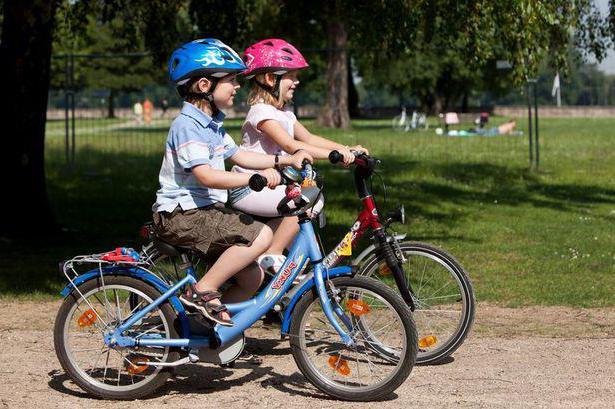 Ребенок боится кататься на велосипеде