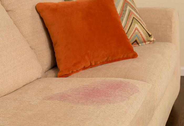 Ваниш для чистки мягкой мебели: инструкция по применению