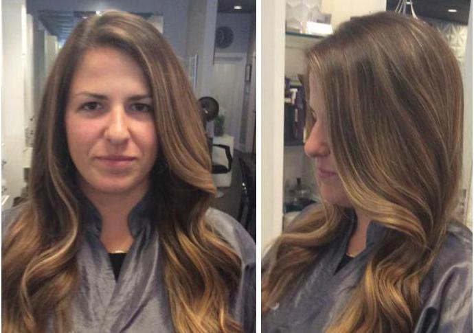 Карвинг волос отзывы и фото