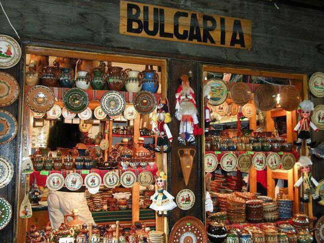 Какие подарки привезти из болгарии 39
