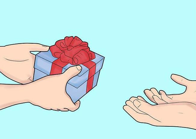 what can I give to my girlfriend for my birthday