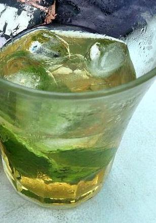 Mint Liqueur Cocktails