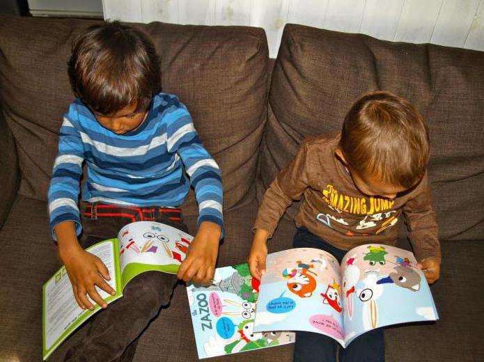Alphabet for children 5 years