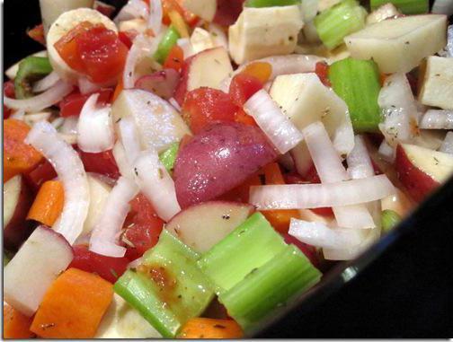 овощное рагу рецепт в мультиварке с картошкой рецепт