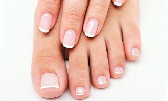 Лечение грибка ногтей также