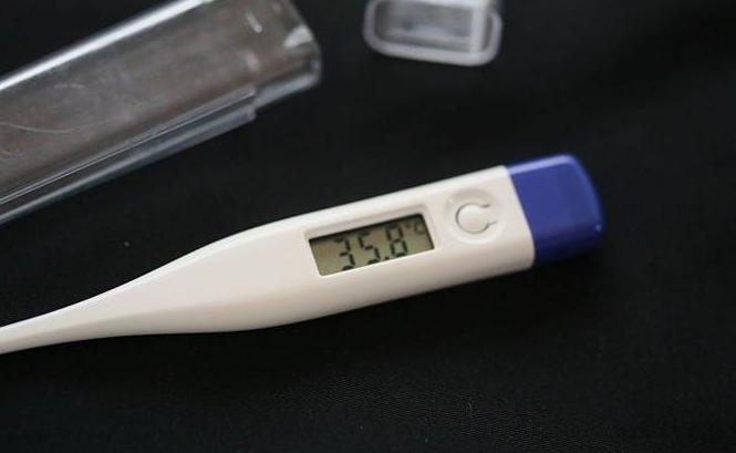 Имплантационное западение базальной температуры