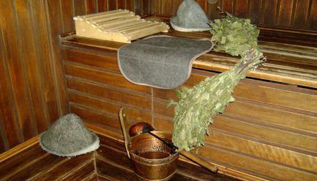 веники для бани и их заготовка