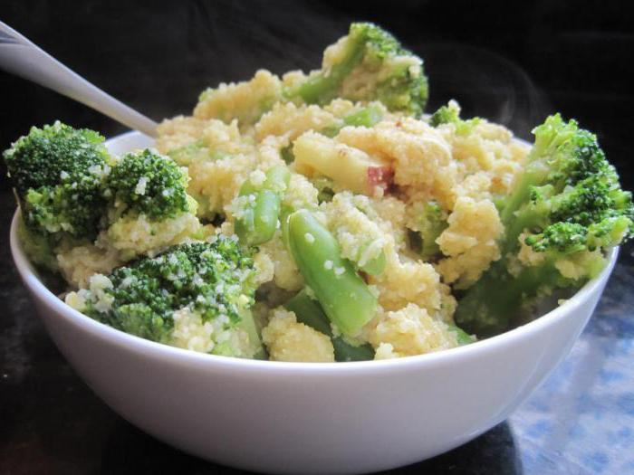 what to cook from broccoli and green beans
