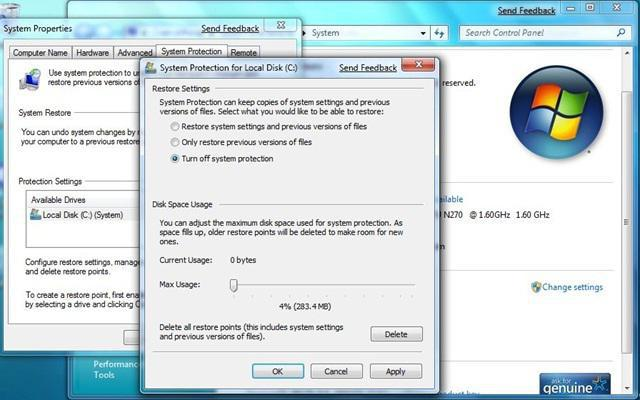 how to increase hard disk with