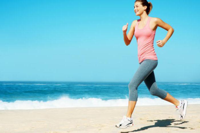 От бега можно похудеть