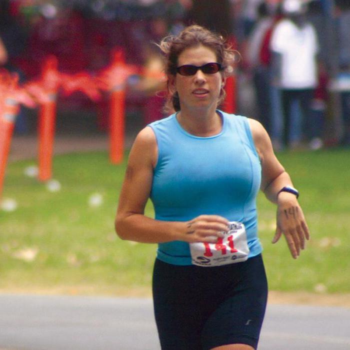 Бег для похудения  Атлетик Блог