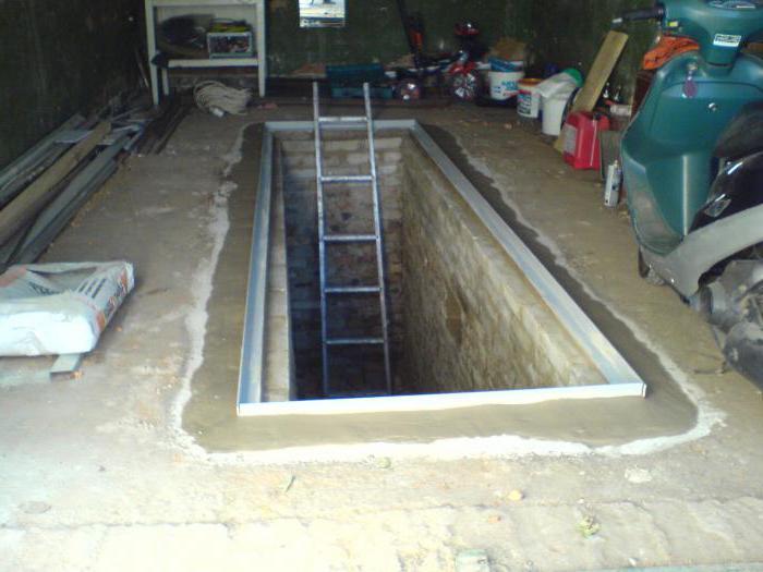 Смотровая яма в гараже своими руками - делаем пошагово 14