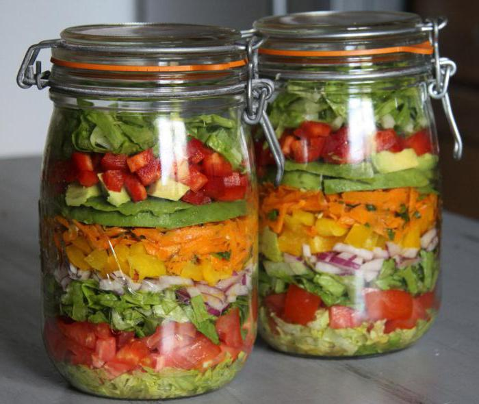 how to make don salad for the winter