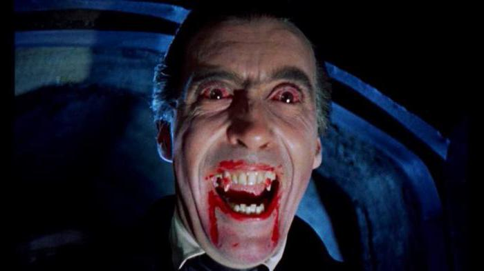 Vampire man dream