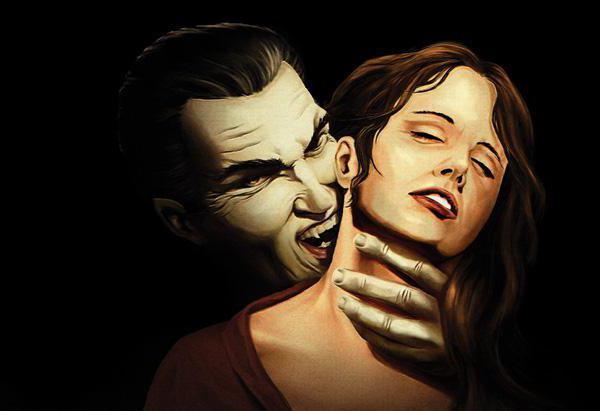 dream woman vampire