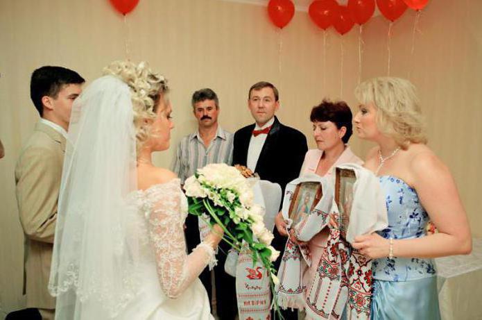 Что делать родителям дочери на свадьбе