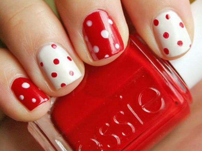 Дизайн на короткие ногти фото в домашних условиях